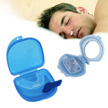 New Arrival Dental Stop Anti Snoring Solution Device Snore Stopper Mouthpiece Tray Stopper Sleep Apnea Mouthguard