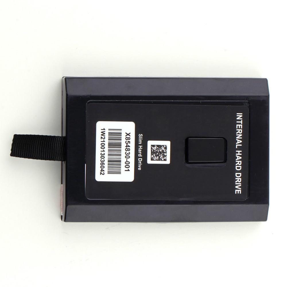 1pcsNEW 120GB Hard Drive Disk for XBOX for 360 120G Slim Internal Hard Drive Black Free / Drop Shipping(China (Mainland))