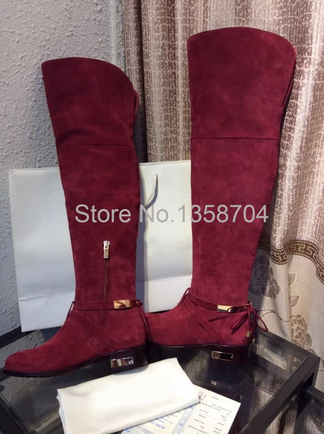 Women's winter shoes over the knee winter boots fashion shoes sexy wom