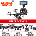 2016 Global Drone GW007 1 Quadcopter Drone With Camera or rc helicopter without camera 2 4G
