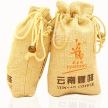 Free shipping Yunnan arabica coffee beans are grinding 400 g of sugar free black coffee without