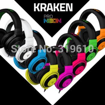 Razer Kraken Pro Gaming Headset, Original & Brand New, Without Retail Box, Fast& Free shipping, In stock
