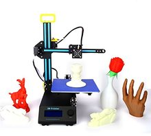 New 3D Printer Vesion Portable Mini Laser DIY Impresora 3D Printer Kit with Engraving Function free