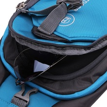 2015 Fashion Mens Chest Bag Nylon Sport Outdoor Shoulder Sport Casual Men Waist Bags Waterproof Korean