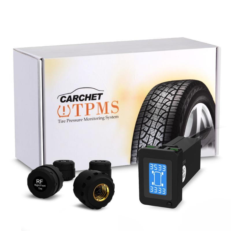 Carchet Tpms Tyre Pressure Monitoring Intelligent System 4