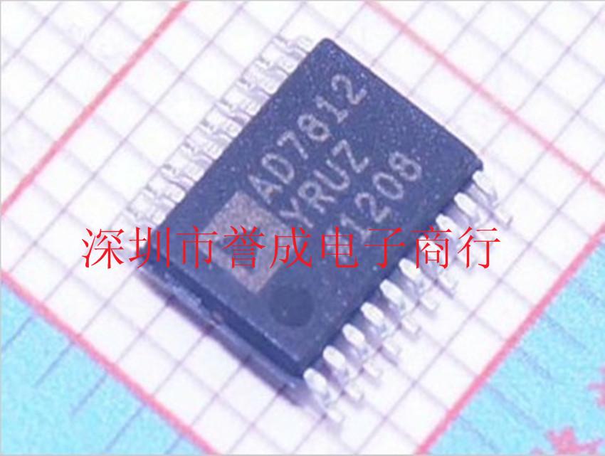 Здесь можно купить  Free shipping 10pcs/lot ADC SSOP AD7812YRUZ original authentic Free shipping 10pcs/lot ADC SSOP AD7812YRUZ original authentic Электронные компоненты и материалы