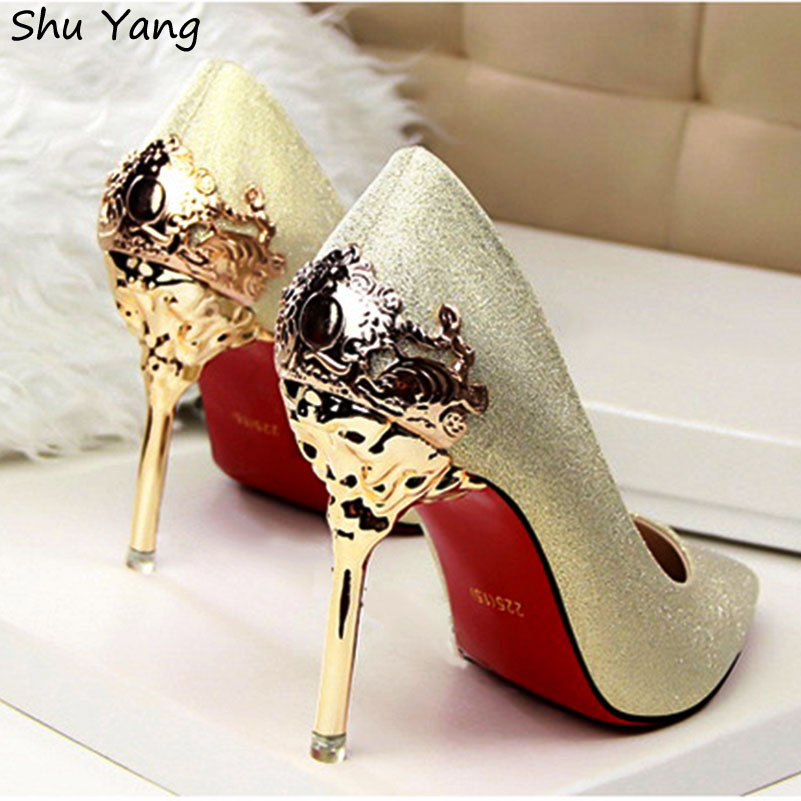 Compare Prices on Shoes Heels Pumps- Online Shopping/Buy Low Price ...