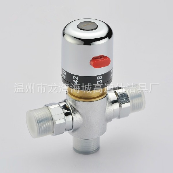 Water Heater Thermostatic Mixing Valve Thermostatic Faucet