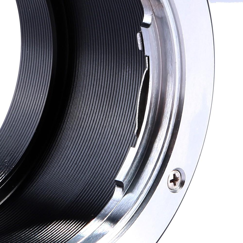 k amp f concept md nex lens adapter ring for minolta md lens