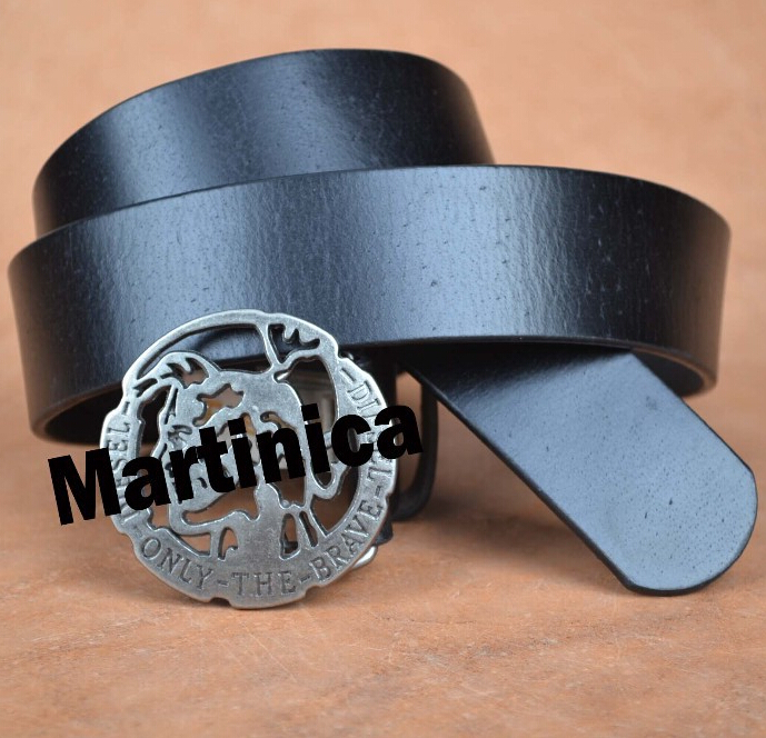 Free shipping TOP Hight quality leather belt,First Layer Of Cowhide belt Original Leather belt,Brand man belt buckle YH38-012(China (Mainland))