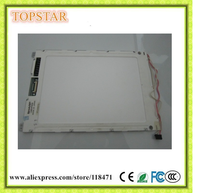 9.4 Inch FSTN LCD Panel LM64P839 640 RGB *480 VGA Parallel Data LCD Display 4-bit(China (Mainland))