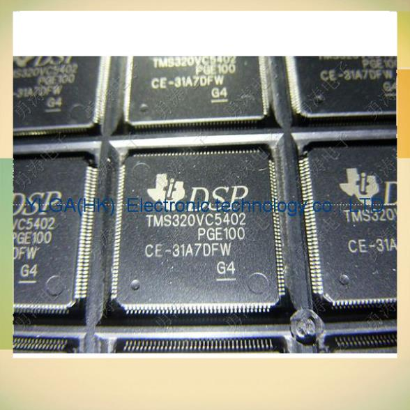 TMS320VC5402PGE100 LQFP144 E after the first consultation beat signal processor(China (Mainland))