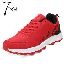 2016 New Style Men Casual Nice Shoes Summer Fashion Non-slip Top Brand Breathable Soft Black Red Flats Men and Women Shoes Sport(China (Mainland))