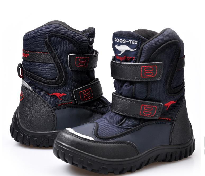 Boys Snow Boots - Boot Ri