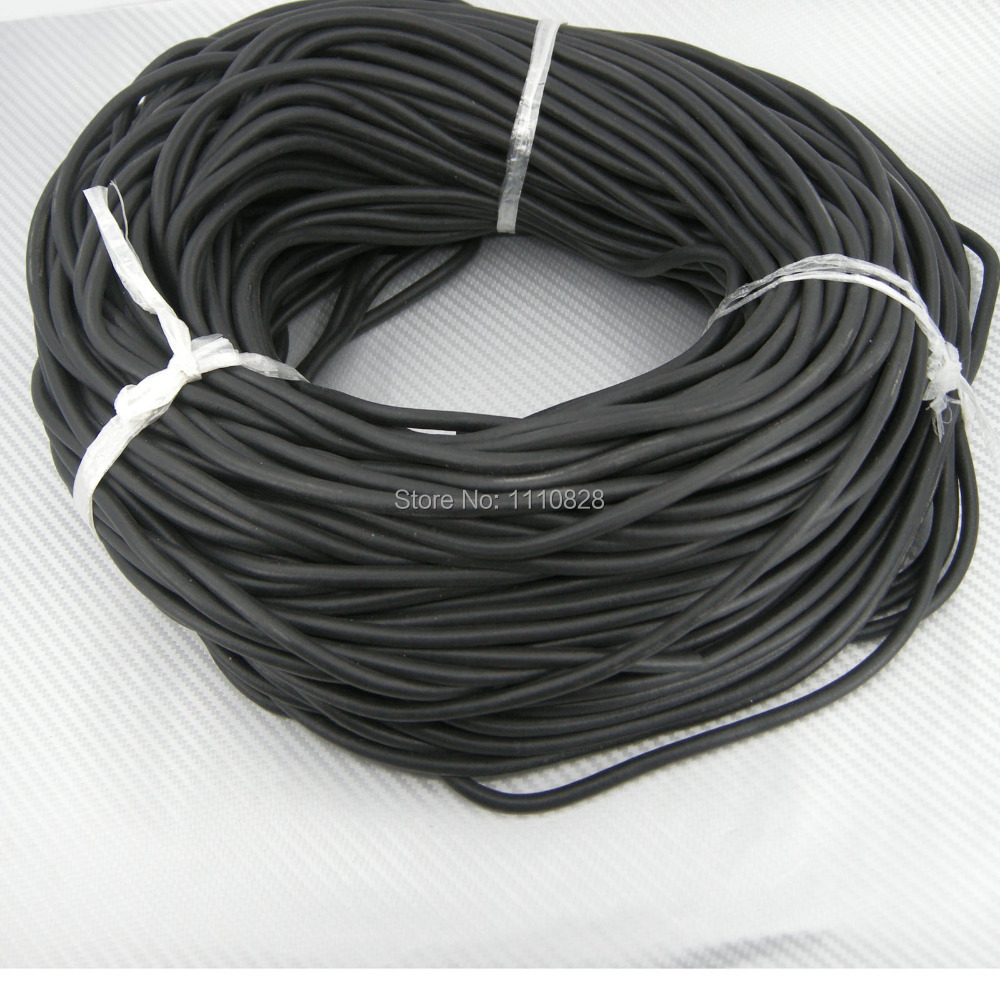 NEW 3 Metre Car door Rubber Trim Edge Seal Strip Dust-proof noise-proof Black (O)(China (Mainland))