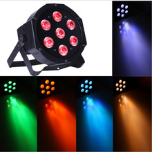 Buy 2PCS 7*10W Led Stage Light,RGBWA 5IN1 LED Par party Light,Disco DMX512 Par Led 70W DJ Equipments AC90-240V for $106.22 in AliExpress store