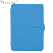Mosunx Smart Ultra Slim Magnetic Case Cover For Kindle Paperwhite+Screen film(China (Mainland))