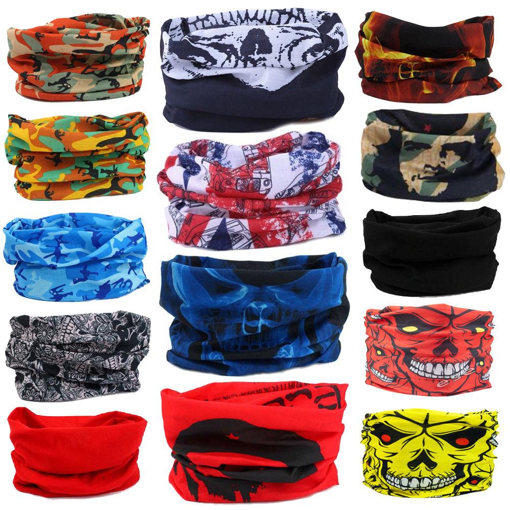 Unisex Paisley Hip-hop bandanas Multi Colors Tube Scarf Bandana Head Face Mask Neck Gaiter Snood Headwear Beanie Skull(China (Mainland))