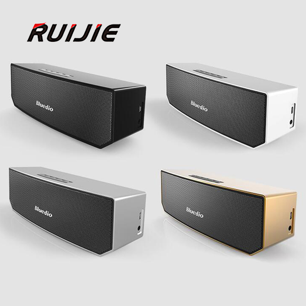 Bluedio BS-3 Mini Bluetooth Speaker Portable Wireless Speakers Sound System 3D stereo Music Surround Mini Speaker Four Colors(China (Mainland))