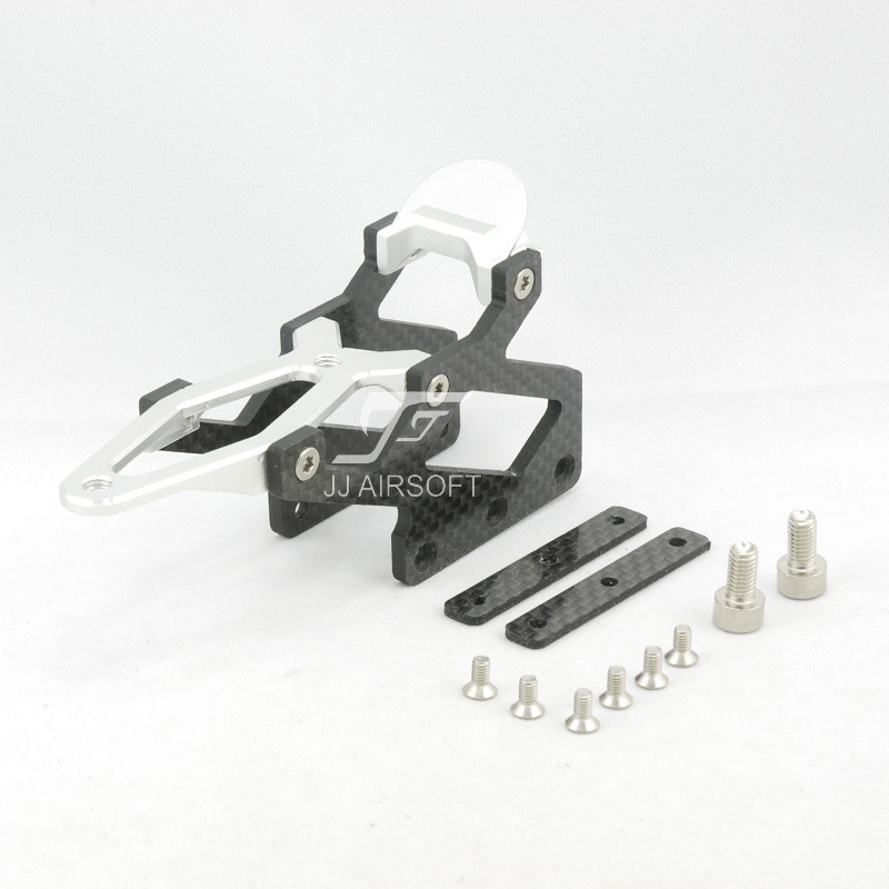 Element C-more Carbon Scope Mount for Hi-Capa Series (Silver)<br><br>Aliexpress