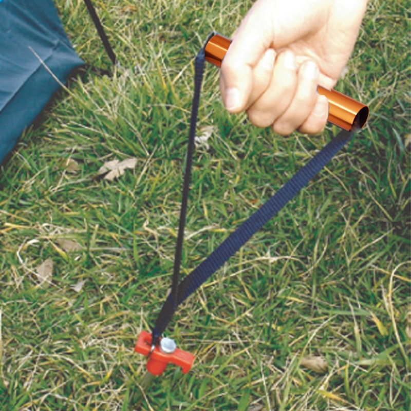 Outdoor Camping Tent Peg Remover Strap Tent Accessories Deep Blue with Orange (25cm) Free Shipping<br><br>Aliexpress