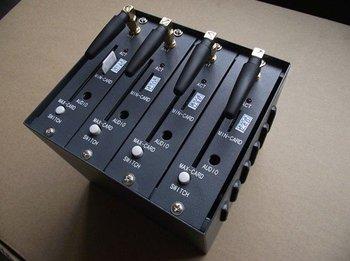 Смс USB 4 Порты Wavecom Q24plus GSM GPRS модем usb бассейн сим-карта GSM модем Бесплатная SMS Программное обеспечение СТК USSD