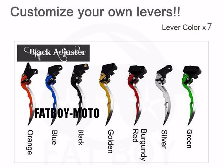 Buy 2015 new motorcycle bike  Benelli 300 600 knife brake clutch levers CNC cheap