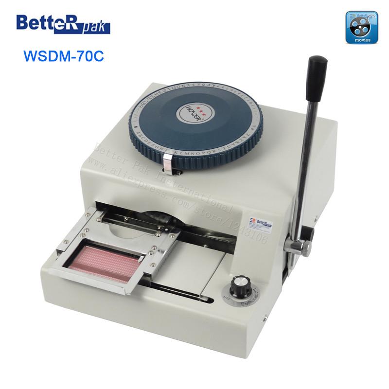 letterpress printing machine