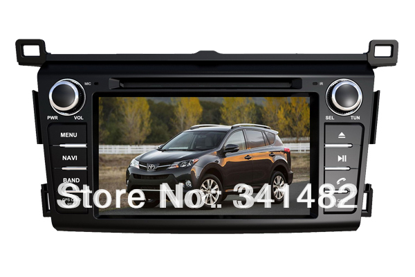 Android CAR DVD PLAYER FOR TOYOTA RAV4 2013 Bluetooth,GPS,Ipod function GPS Navigation Radio PIP TV Free Maps - Shenzhen TomTop E-commerce Technology Co., Ltd. store