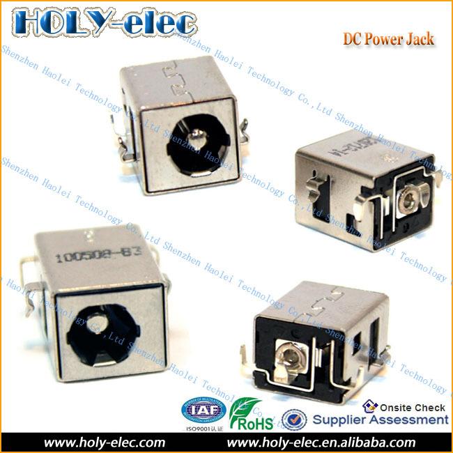 50pcs/lot Original new Laptop DC Jack Power Port Socket Connector for Fujitsu siemens Amilo LI2727 LI 2727(China (Mainland))
