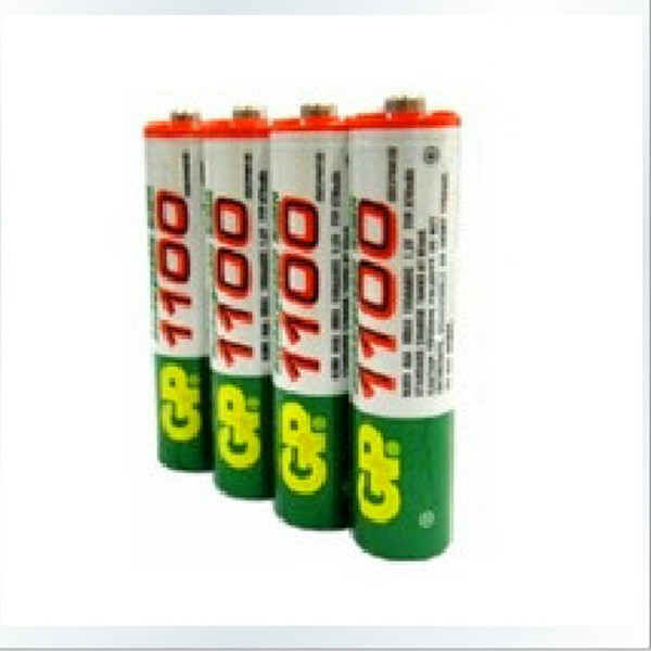 8pcs/Lot High energy GP Ni-MH 1100mAh AAA 1.2V Rechargeable Battery for Free shipping(China (Mainland))
