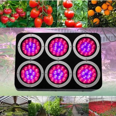 Full Spectrum Apollo LED Grow Lights Lamps For Plants Hydroponics Flowers 288W 96x3W Grow LED Plant Light Cultivo Indoor(China (Mainland))