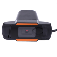New Left & right 360 degrees webcam USB 12.0M pixels 640 * 480 Web Cam MIC Clip-on for Skype MSN Computer meeting