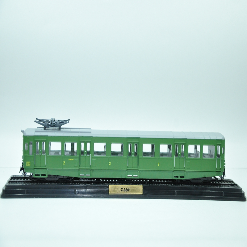 THE ATLAS EDITIONS MODEL TRAIN TOYS 1/87 LAUTOMOTRICE TYPE Z-3600 SNCF Z-3601(1938) The train model for collect(China (Mainland))