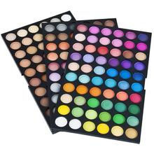 New Quality Eye Shadows Professional Makeup 180 Color Eyeshadow Makeup Makes Up Kit Palette Set Cosmetics(China (Mainland))