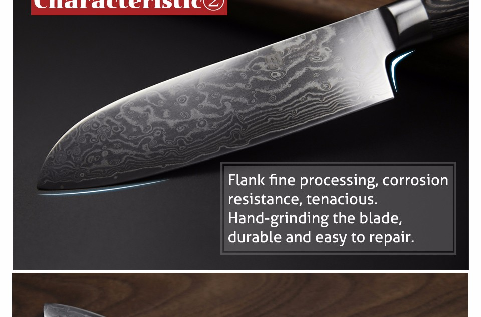 Buy XINZUO 5 inch santoku knife 67 layers China Damascus steel kitchen knife high quality with Pakka wood handle FREE SHIPPING cheap