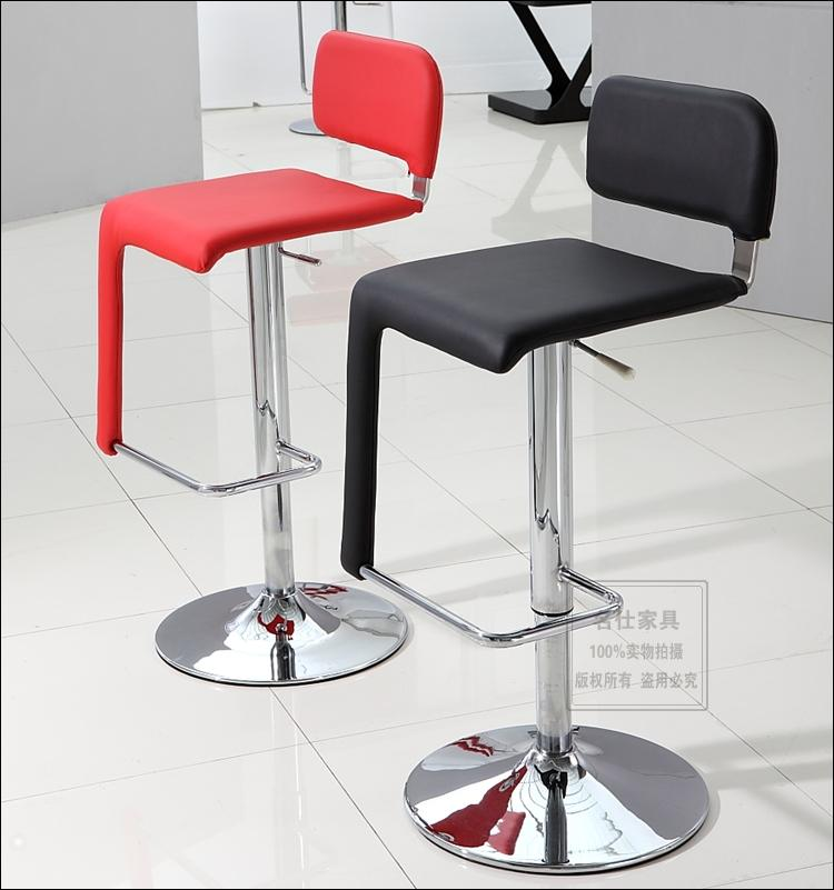 Simple bar chairs stylish high Continental stool lift<br><br>Aliexpress