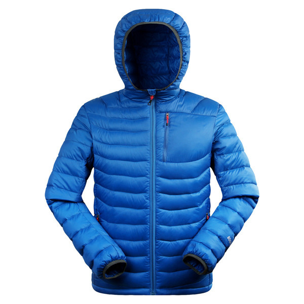 New 2015 Winter Jacket Men Sports Face Down Jackets 90% White Duck Hooded Waterproof Parka  Outdoors Brand size 3XL  MJ3986(China (Mainland))