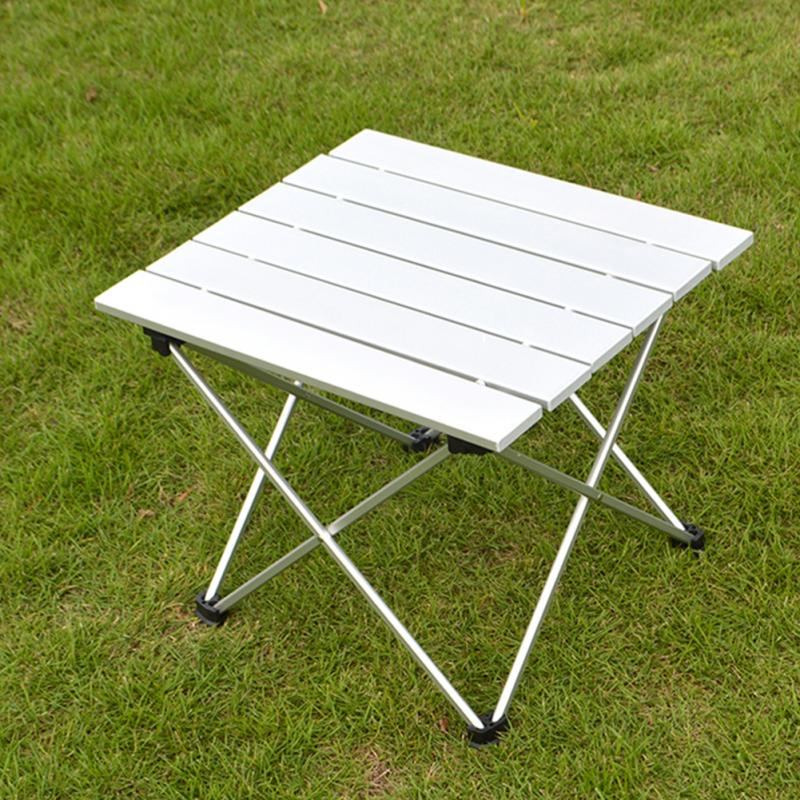 40 * 34.5 * 29CM Outdoor Camping Beach Folding Table Aluminum Table Top Portable Table for Beach Picnic Camp Patio Fishing(China (Mainland))
