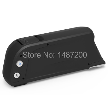 Free air shipping , 48V10.4Ah lithium battery with downtube style housing best for MTB transfering(China (Mainland))