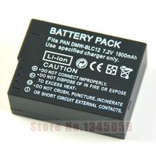 1800mAh DMW-BLC12 DMW BLC12PP BLC12E BLC12 BP DC12 DC12U BP-DC12Battery for Panasonic DMC GH2 G5 G6 V-LUX4 DMC-GH2 FZ1000 FZ200
