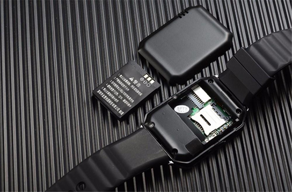 Smart Watch DZ09 Sim Watch Cellular clock Support TF Card GSM Call Bluetooth Smart Clock Standard Bluetooth for smart phone