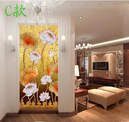 gro e bilder von chinesischen stil sofa wohnzimmer hotel club golden lotus lotus tv einstellung. Black Bedroom Furniture Sets. Home Design Ideas
