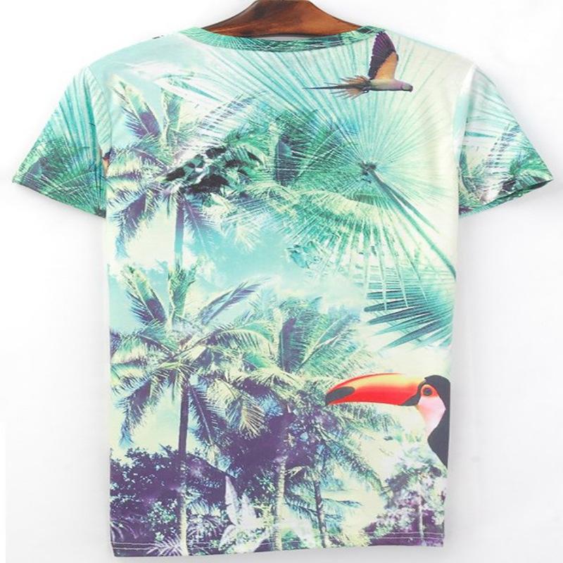 Online buy wholesale hawaiian print t shirts from china for Buy printed t shirts wholesale
