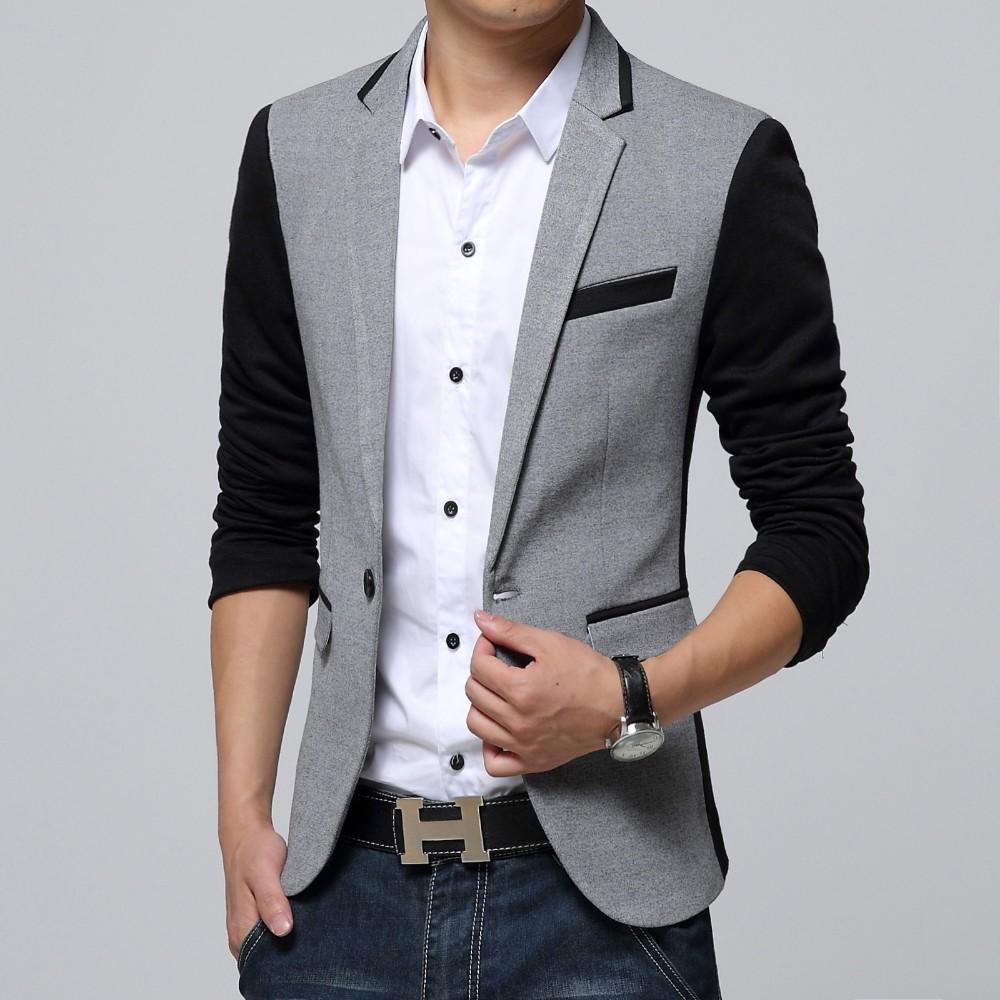 2018 Wholesale 2016 Men Suit Business Fashion Blazer Jacket Plus Size M 6xl Slim Fit Suit Blazer ...