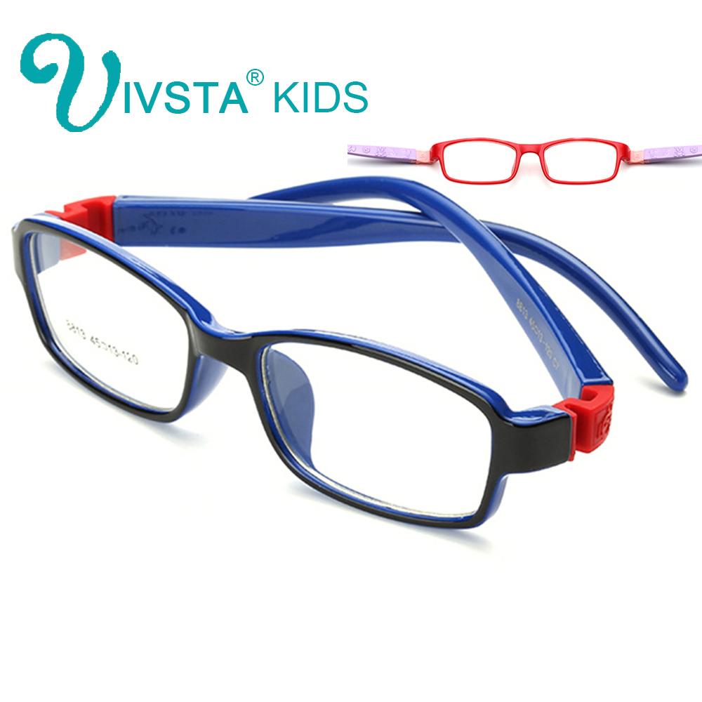 IVSTA 8813 Kid Glasses Rubber Eyeglasses Kids Frames ...