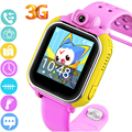 Smart Watch Kids with Camera 3G Smartwatch for kids GPS Tracker Children Baby Watch Camera Touch
