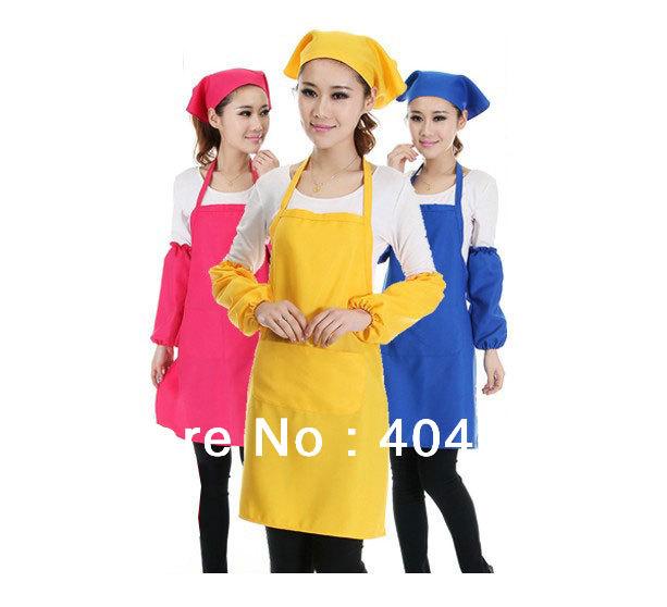 mini wholesale 20pcs!50%-60% discount shipping cost,custom apron,apron cooking,print your logo(China (Mainland))