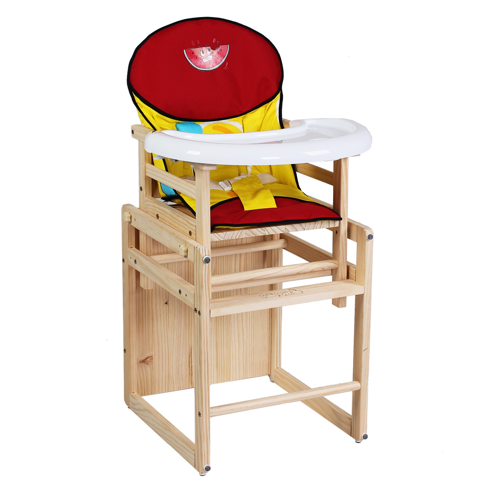 2015 Real Promotion Baby Booster Seat Chair Price Cadeira Make Child Dining Table Chair All Wood Paint Baby Multifunctional(China (Mainland))