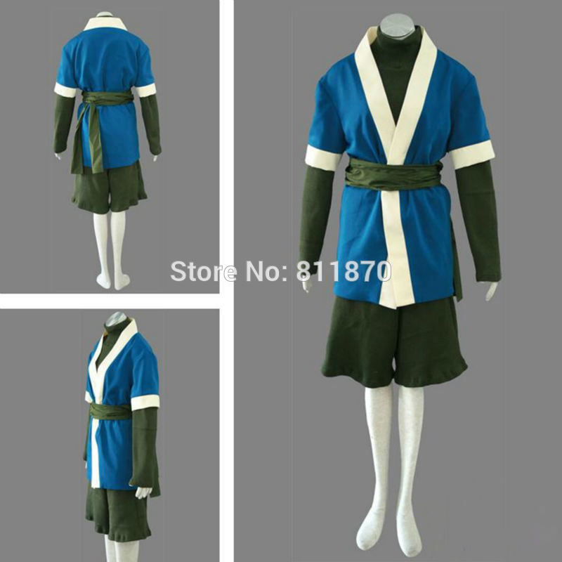 Cosplay Naruto Land of Water Haku 1st Generation Suit Unisex Party Halloween Costume Fancy DressОдежда и ак�е��уары<br><br><br>Aliexpress